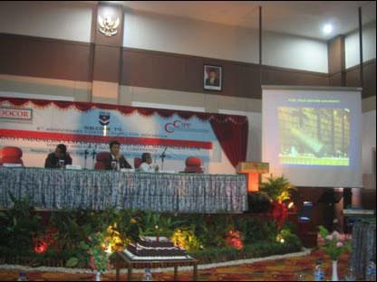 Asosiasi Galvanis Indonesia 2008