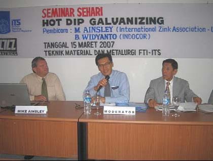 Asosiasi Galvanis Indonesia 2007